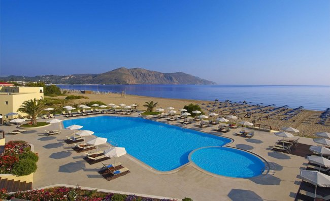 Отель Pilot Beach Resort