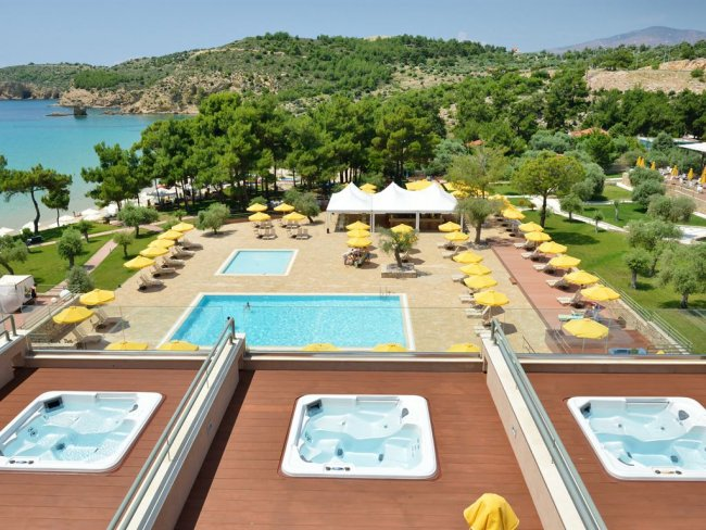 Отель Royal Paradise Beach Resort & Spa