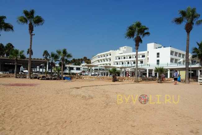 Отель Dome Beach Hotel & Resort