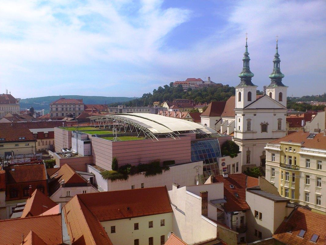 Брно - Чехия, фото, отдых в городе Брно самостоятельно