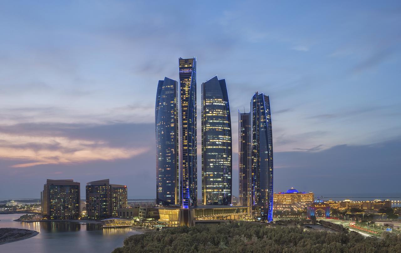 Лучшие отели ОАЭ 5 звезд, первая линия, песчаный пляж, 2019-2020