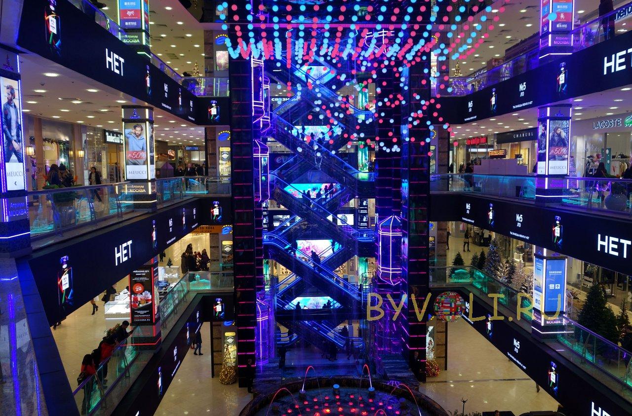 Торговый центр Европейский в Москве на Киевской  список магазинов ... d021b5fe712