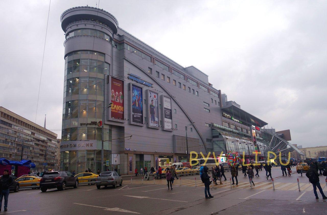 e352fc5bc07 Торговый центр Европейский в Москве на Киевской: список магазинов ...