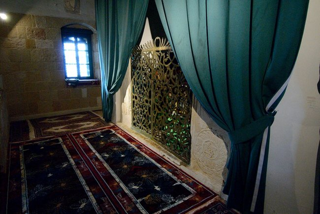 Гробница Умм Харам