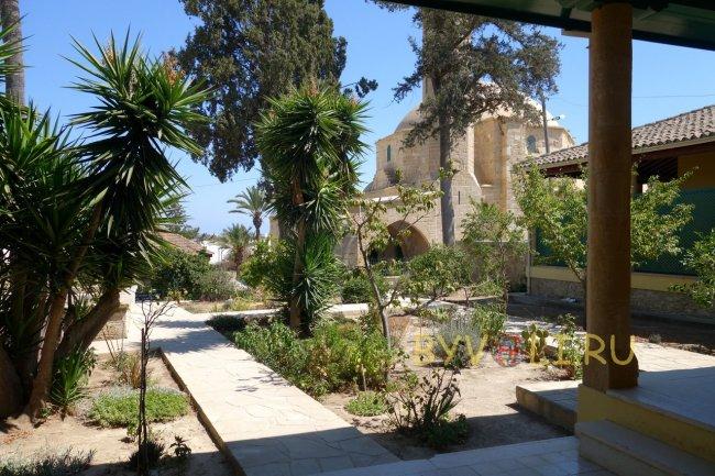 Внутренний сад