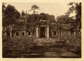 Храм в джунглях 1920 г