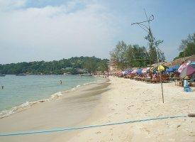 Сиануквиль - самый популярный курорт Камбоджи