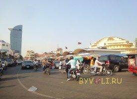 Пномпень - столица Камбоджи