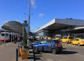 Терминал 1 аэропорта в Праге