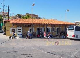 Автовокзал Ретимно