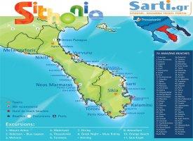 Карта Ситонии