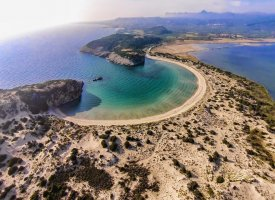 Пляж Войдокилия