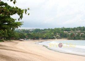 Пляж Джимбаран на Бали