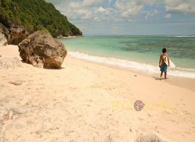 Грин Боул - пляж на Бали