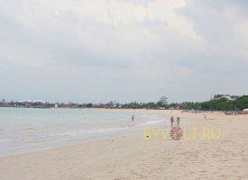 Пляж Джимбаран (Бали, Индонезия)