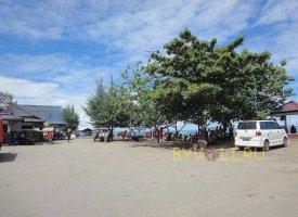 Пристань Бангсал на Ломбоке