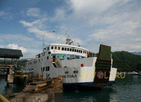 Паром Бали - Ломбок. Как добраться на Ломбок с Бали