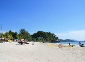 Остров Лангкави - популярный курорт Малайзии