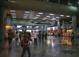 KL Sentral - главный вокзал и транспортный узел в Куала-Лумпуре