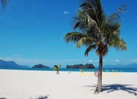 Пляж Танджунг Рху