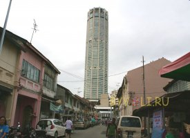 Башня Комтар