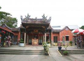 Храм Змей на Пенанге