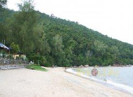 Пляж Teluk Bahang