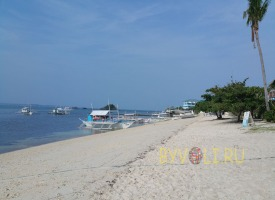Пляж Баунти на Малапаскуа