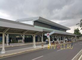 Аэропорт Пуэрто-Принцесса
