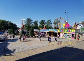 Центр города Анапа