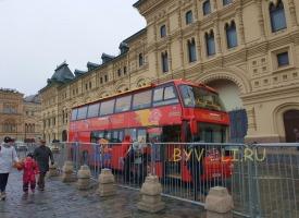 Автобус компании City Sightseeing