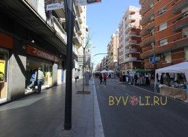 Район Монжуик в Барселоне