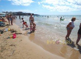 Пляж Леванте в Салоу