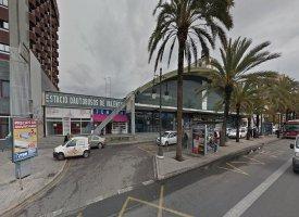 Автовокзал Валенсии