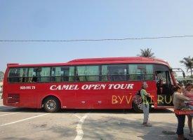 Автобус Хюэ - Дананг - Хойан