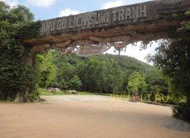 Водопад Суой Тран