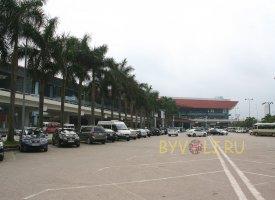 Международный терминал аэропорта Нойбай в Ханое