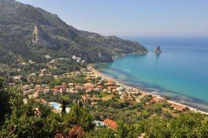 Курорт Агиос-Гордиос