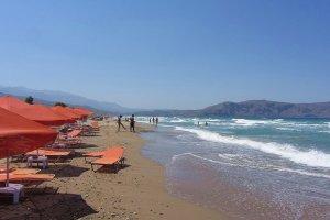 Пляж Георгиуполис