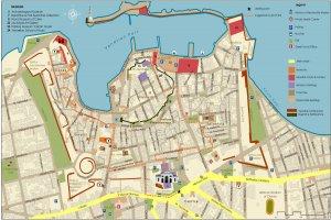 Карта Старого города