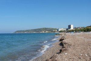 Пляж в Иксии