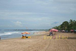 Пляж Кута (остров Бали, Индонезия)