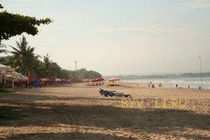 Пляж Легиан на острове Бали