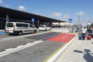 Аэропорт Пафос на Кипре