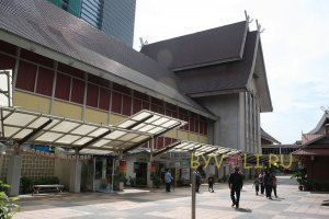 Национальный музей в Куала-Лумпуре