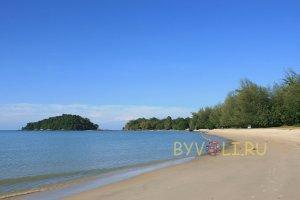 Пляж Пантай Кок