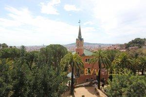 Дом музей Гауди в Барселоне