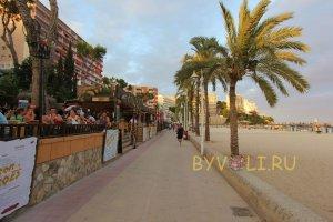 Пляж Магалуф