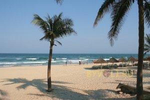 Китайский пляж Bac My An в Дананге