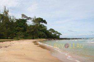 Пляж Вунг Бау